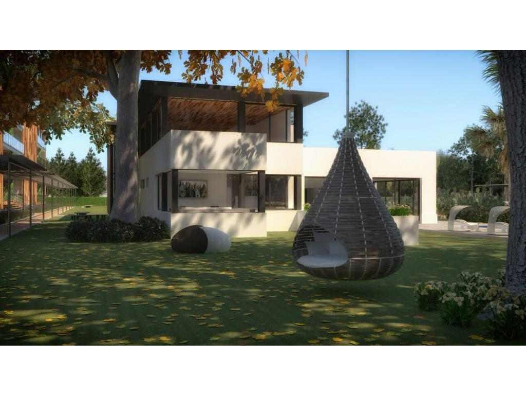 GIN - Grupo Inmobiliario Norte:  Departamento 2 Ambientes en Venta en Arboles del Pilar - Pilar